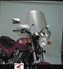 PLEXISTAR 2 WINDSHIELD KAWASAKI ZR550 ZEPHYR MOTO GUZZI CALIFORNIA V11 EV