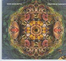 (DX442) White Bone Rattle, Creature of Curiosity - sealed CD