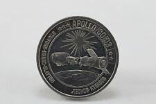 Apollo-Soyuz Medallion with Space Flown Metal