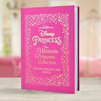 Personalised Children Book Disney Princess Ultimate Collection Stories Hardback