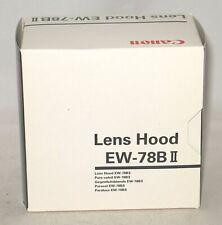 Canon EW-78ll lens hood
