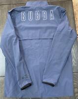 Oakley Bubba Watson 1/4 Zip Pullover Rain Wind Golf Jacket Men's XL Navy