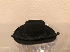 "12 Black 3"" Western Cowboy Hats Weddings Party's Decoration Favors"