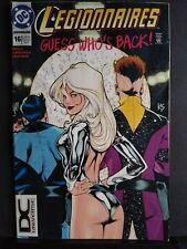 Legionnaires #16 DC Universe Variant DCU Adam Hughes Cover Comic Book Low Grade