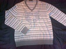 Designer Mens Express Libertas Long Sleeve Shirt Good CONDITION Large