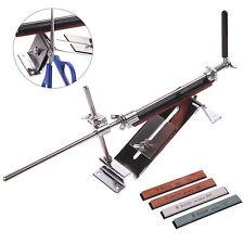 Messerschleifer Messerschärfer System Fixed-Winkel Sharpener 4 Schleifsteine