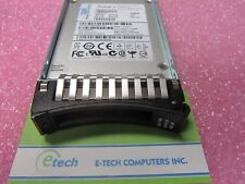 "49Y6134/ 49Y6135- IBM 400GB SAS 2.5"" MLC HS Enterprise SSD for IBM System x HS23"