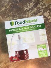 Foodsaver Regular Jar Lid Sealer Accessory