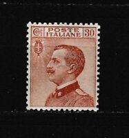 S35603 Italy 1922 MNH New Definitive c.30 1v Saxon 127