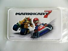 Pochette Mario KART 7 club NINTENDO 2011 3ds  Goodies collector 17 x 10 cm