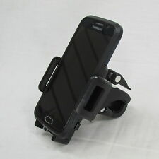 Adjustable Bar Mount Motorcycle Bicycle Bike Cell Phone GPS MP3 iPod Holder