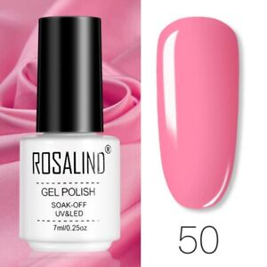 ROSALIND Gel Polish Set Manicure for Nails Semi Permanent Vernis  Nail Art Gel