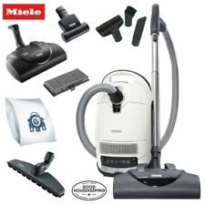 Miele Complete C3 Cat & Dog Vacuum With Odor Filter And Pet Hair Removal Tools