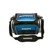 Shimano Borona Large Tackle Bag Navy BOR120LNV