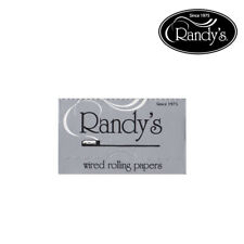 Randy's Wired Rolling Papers - 77mm WIRED ROLLING PAPERS - 1 Pack