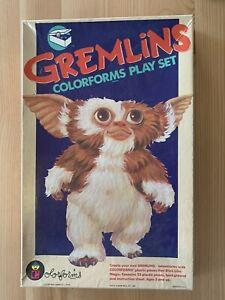 1984 Gremlins Colorforms Playset Vintage