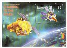 DOMINICA 2000 MILLENNIUM ASTRONOMY & SPACE S/S EOLE MNH ** neuf UNMOUNTED