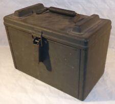 Caisse à munitions Mle 1936 pour 12 cartouches de 25mm français WW2 France 1940