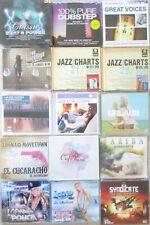 CD SAMMLUNG - 23 CDs - OLDIES / Electronic / JAZZ / KLASSIK / CHILL OUT-NEU (B73