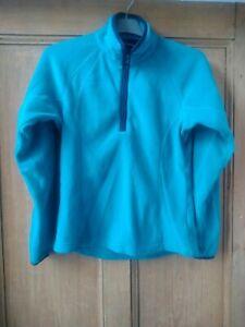 Womens Green Berghaus Fleece, UK Size 8, Used, Good Condition