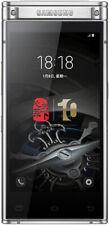 Samsung W-2018 Smart Phone Dual Screen Silver (PREMIUM EDITION, 256GB Storage)