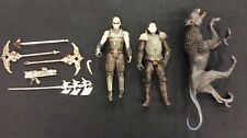 The Chronicles Of Riddick Sota Toys Action Figure Lot Hellhound Lord Marshal