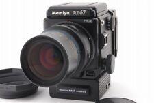 [Near Mint!!] Mamiya RZ67 Pro II w/M 65mm F4 L-A Lens,Winder II From Japan