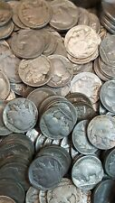 FULL DATE Buffalo Nickel Roll of 40 Coins - Mixed Dates & Mints