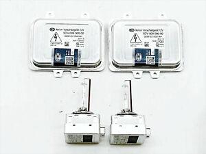 2x New OEM for 07-13 Cadillac Escalade Xenon Ballast HID Bulb Kit Control Module