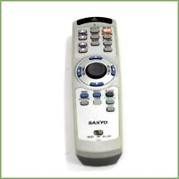 Genuine Sanyo CXMJ projector remote control - tested & warranty