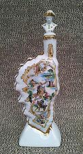 Bouteille porcelaine Corse Napoléon bon état déco vintage french antique