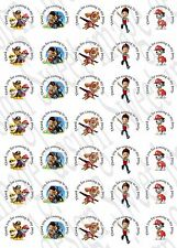 Paw Patrol inspired ~ Labels ~ Stickers ~Party~ sweet cone bags