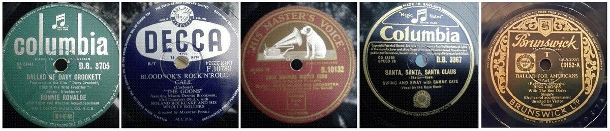 78s.eu Old Records and Gramophones