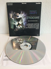 Knight of Demons | Tales from the Crypt | Laser Disc PAL | ALMOST LIKE NEW