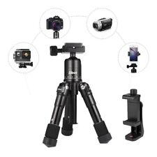 20'' Portable Mini Camera Tripod+Phone Stand Desktop Tabletop Sony Nikon Camera