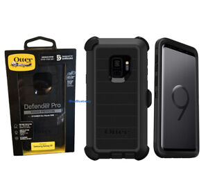 Otterbox Defender Pro Series Case w/ Holster Clip for Samsung Galaxy S9 ONLY