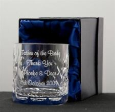 Engraved Glass Drinkware/Stemware