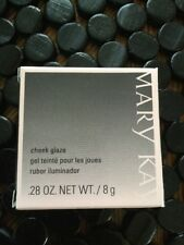 Mary Kay CHEEK GLAZE Tangerine / Mandarine New In Box Full Size