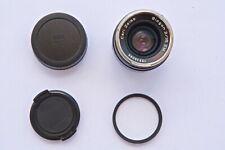 ZEISS Biogon T 35mm f/2 MF ZM Lens For Leica (Black)