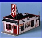 HO Scale Fred & Red's Cafe Laser-cut Kit - Blair Line #190