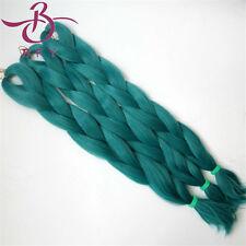 Top quality Yaki synthetic braid 24inch 60cm Ombre Kanekalon Jumbo Braid hair BD