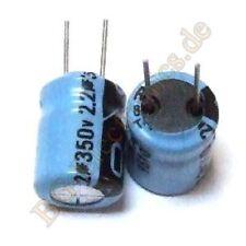 radiale 33µf ø13x25mm 2 PZ. Elko //350v//105 ° C 33uf