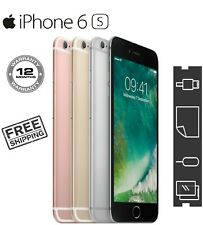 Apple iPhone 6s 16GB 32GB 64GB 128GB Unlocked SIM Free Smartphone Colors + Gift