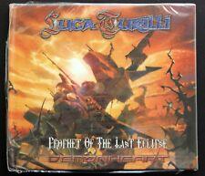 LUCA TURILLI - Prophet of the Last Eclipse & Demonheart(SEALED CD, LTD DIGIBOOK)
