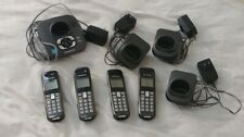 Panasonic Cordless kx tge245b Digital Family Phone Great*