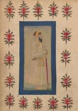 Carnet Notable Indien en Pied, Miniature 18e by Sans Auteur (2015, Paperback)