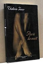 PARIS LA NUIT - V. Tasso [Libro, Marco Tropea editore]