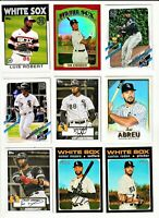 2021 Topps Series 1 Luis Robert Gold Cup Chicago White Sox 20 Card Lot