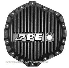 PPE ALUMINUM REAR END COVER 2001-16 CHEVY GMC HD 2500 3500 - BLACK