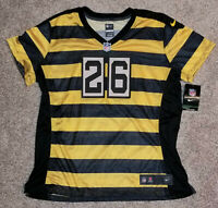 """PITTSBURGH STEELERS Le'Veon Bell """"Bumblebee"""" Women's Nike Jersey. PICK YOUR SIZE"""
